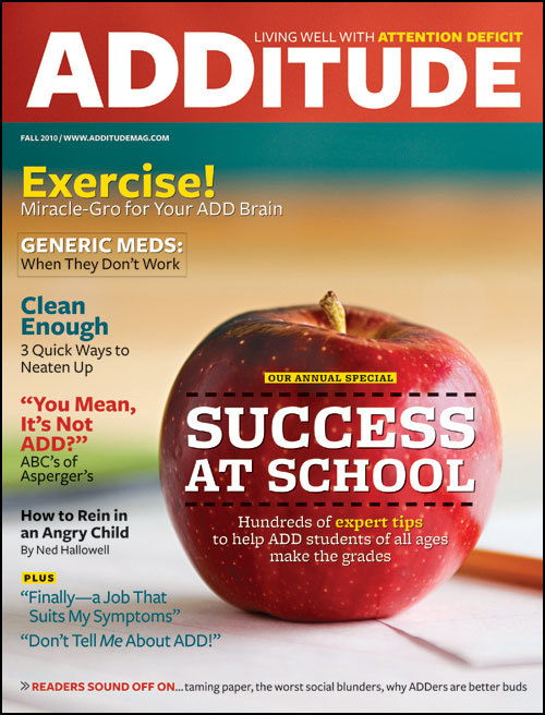 Fall 2010: The Annual Success at School Issue