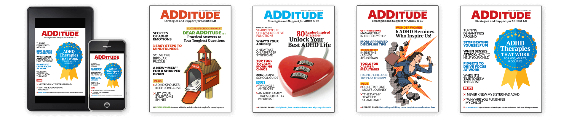 ADDitude Magazine Contact Us