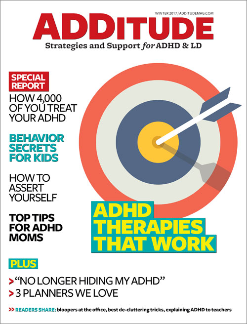 Winter 2017: ADHD Treatments that Work